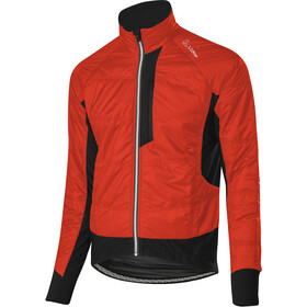 Löffler Pace Primaloft 60 Bike Jacket Men fiesta